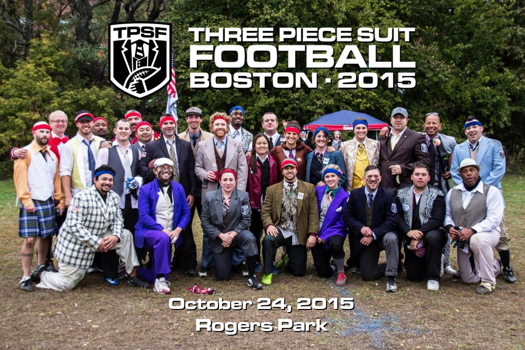 TPSF Boston 2015