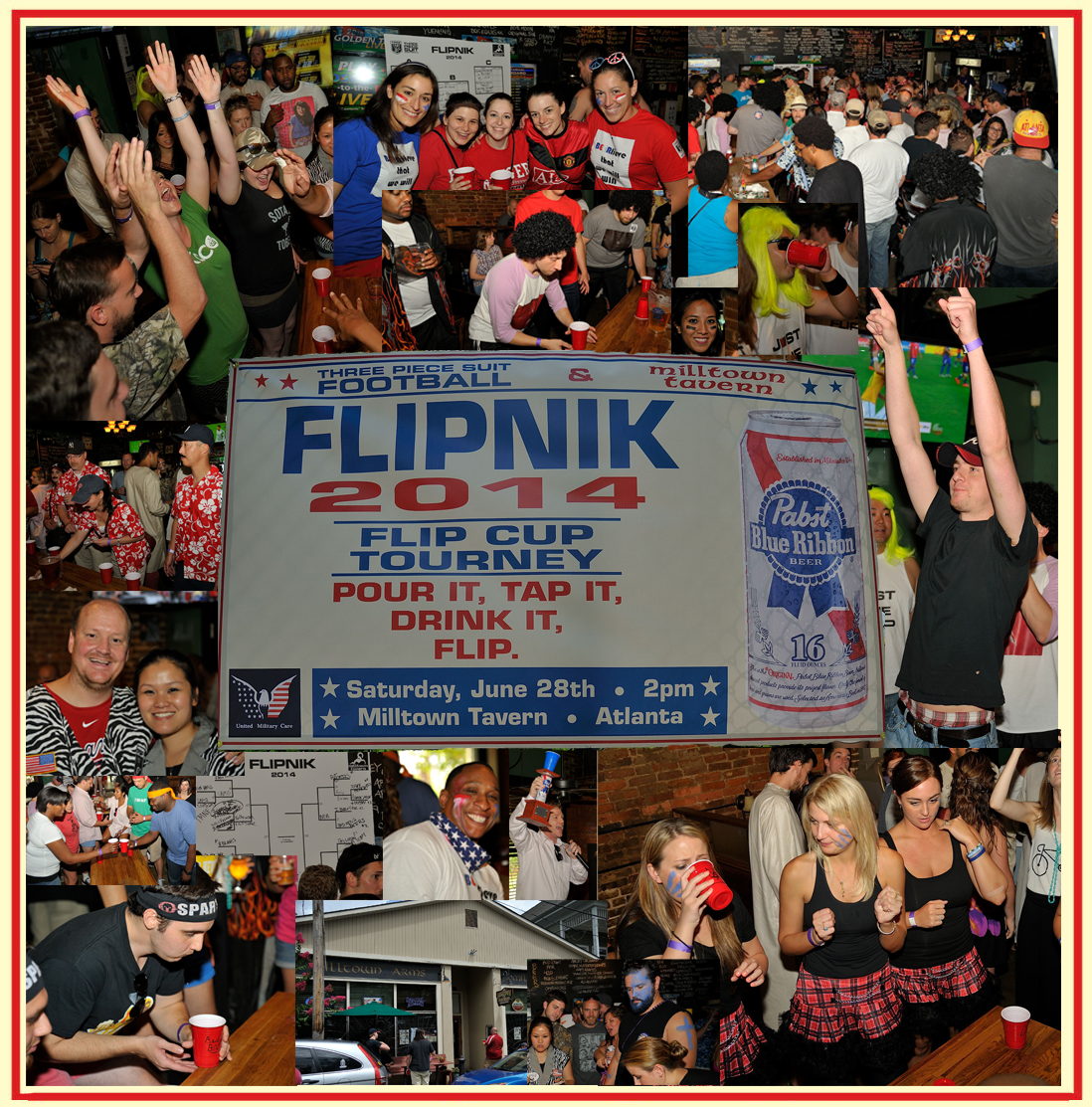 Highlights from last year's Flipnik!