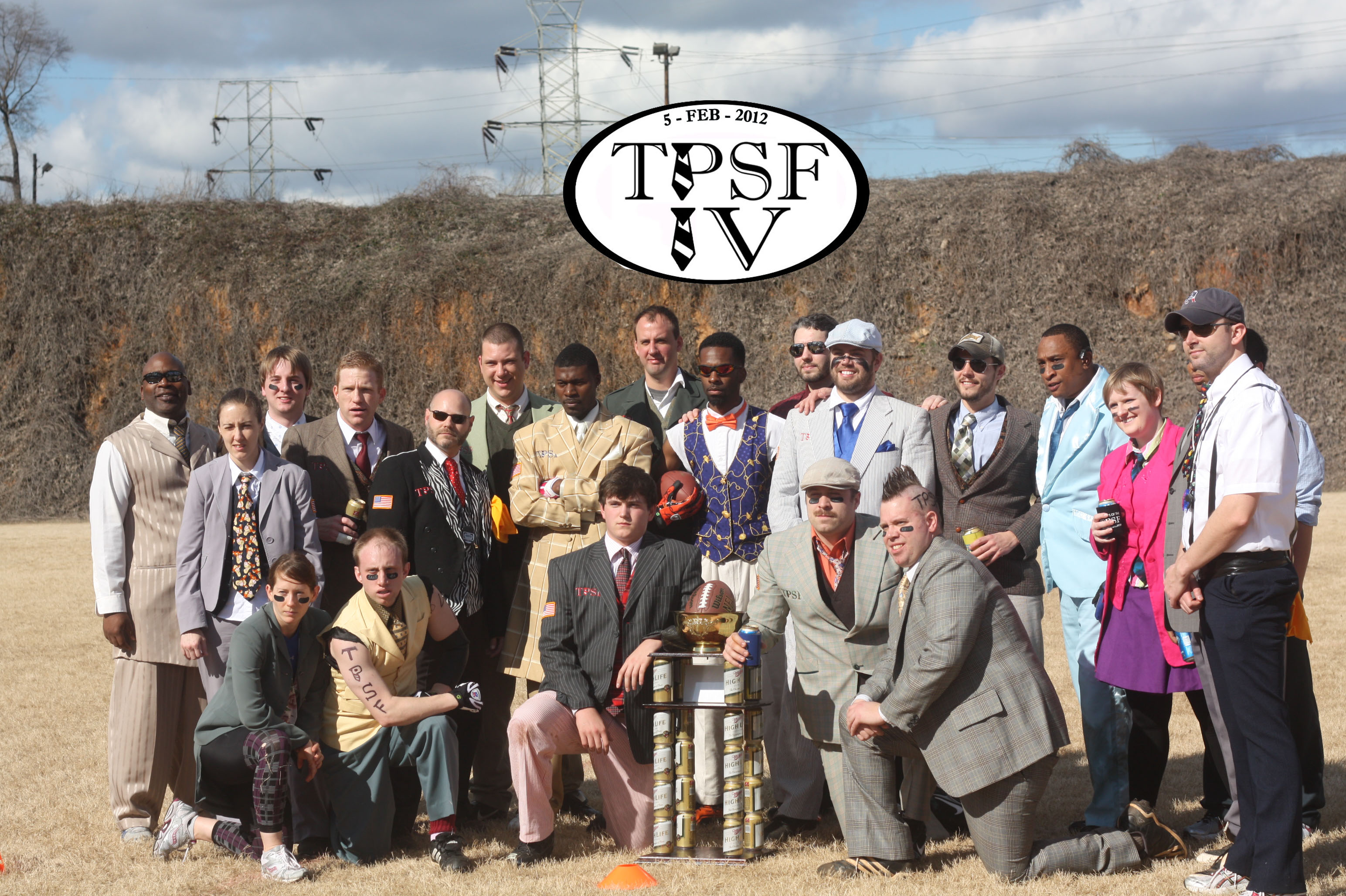 TPSF IV Group pic